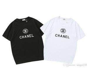 Yeni 19ss moda erkekler kadınlar Casual T Shirt erkek kısa kollu baskı T Shirt bayan Kaykay Streetwear