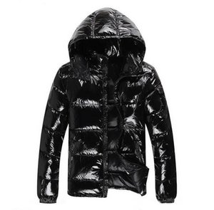 Hochwertiger Modedesigner Waren NEW Männer Daunenjacke Daunenjacke Herren Outdoor-starke warme Feather Man Wintermantel