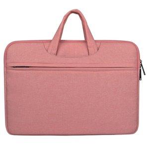 Mujeres hombro del ordenador portátil Messenger Bag Estuche para macbook Dell Hp 11 12 13 14 15 15,6 pulgadas portátil er bolso de mano # 949