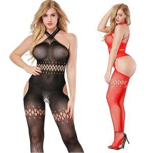 Europeus e Americanos de interesse de comércio exterior underwear cinto de suspensão sexy oco-out open-file compensação meias de seda jacquard netting sto
