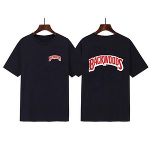 Backwoods t shirt New Summer Fashion men women Cotton Round Neck Short-sleeved T-shirt Harajuku Hip-Hop T-shirt Swag Tshirt