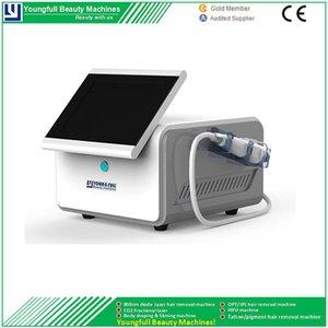 Schönheit Ausrüstung Microneedle Fraction RF / Oberflächliche Goldene Mikro-Kristall Hautstraffung Faltenentfernung Behandlung Maschine für Salon Startseite