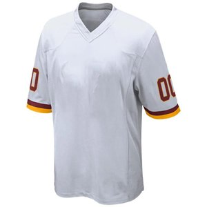 Los aficionados personalizado puntada Jersey para hombre de fútbol americano Washington jerseys Allen Collins MANLEY guice Josh Reed ALEX Jersey