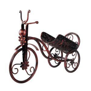 Wine Bottle Holders or Wall Mounted Wine Racks Dispenser Wine Bar Optical Metal bicycles