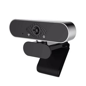 2MP Full HD 1080P Webcam grand écran Work Vidéo Accessoires USB25 Web Cam avec caméra intégrée Web Microphone USB pour ordinateur PC