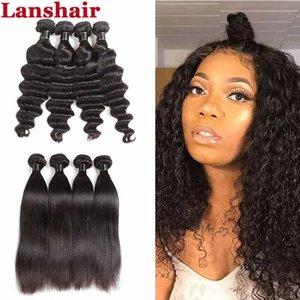 8А хорошего качества Weave человеческих волос рыхлый глубокий прямые 4 пучки много дешевые бразильский волос перуанский Малайзии Индийский Девы волос Утков