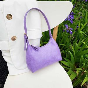 NEW French Design Fashion Stone Grain Armpit Bag & Elegant Handbag Shoulder Bag Width 21cm Height 16cm Thickness 7cm