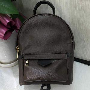 Мода ладонь женщины рюкзак классический дизайнер Весна кожаные сумки бренд для дам роскошные мини рюкзаки онлайн