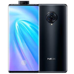 원래 생체 넥스 3 4G LTE 휴대 전화 8기가바이트 RAM 1백28기가바이트 ROM 스냅 드래곤 855 플러스 옥타 코어 안드로이드 6.89 인치 64MP 지문 ID NFC 휴대 전화