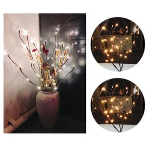 새로운 DesignChristmas 장식 따뜻한 백색 Led 버드 나무 분기 램프 꽃 등 20 전구 30 인치 홈 크리스마스 파티 가든