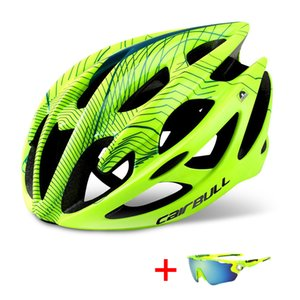 XC Outdoor MTB All-terrian Capacete de bicicleta Ultralight Road Bike Mountain Bike Capacete ventilado Equitação Ciclismo Helmey