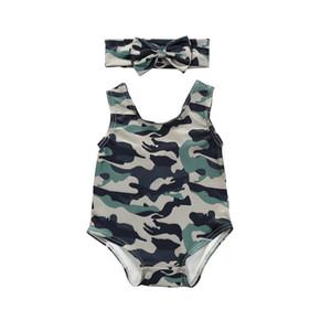 Bébés filles Maillots de bain pour bébés tout-petits enfants Maillots maillot de bain Beachwear vacances Piscine Costume Sunsuit Vêtements d'été Bandeau