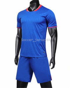 New arrive Blank soccer jersey #1905-25 customize Hot Sale Top Quality Quick Drying T-shirt uniforms jersey football shirts