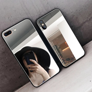 Luxury Mirror Silicone Case for XIAOMI MI 9 A1 A2 Lite 9T Redmi 8A 7A 5A 5 Plus 6A Note 8T 8 7 6 5 Pro 4 4X Plating Soft Cover