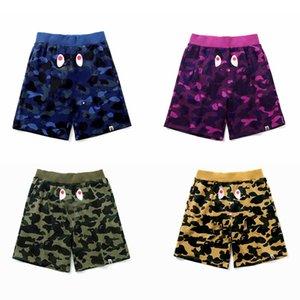 Calças Verão Marca Designer de Moda Shorts New Designer Board curto de secagem rápida Swimwear Impressão Board Praia Men Mens Swim Shorts Boxer