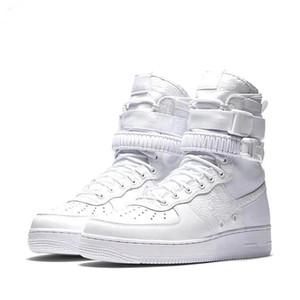 Высокое качество специальное поле середины молнии воздуха один Мужчины Женщины спортивная обувь мужская женская открытый обувь воздуха 1 один унисекс кроссовки 36-45