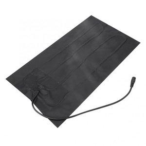 5V 2A USB Elektrik ısıtma pedi 3 Dişli Düzeltilmiş Sıcaklık DIY Termal Yelek Ceket Giyim Isıtıcı Pedler Yastık Pet Isıtıcı Yatak