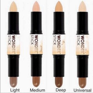 in stock sale NYX Wonder stick highlights and contours shade stick Light Medium Deep Universal 100pcs
