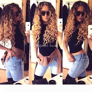Ombre Wig Human Hair 1b 27 Honey Blonde Human Hair Wig Full Lace Wigs Ombre Lace Front Wigs For Black Women