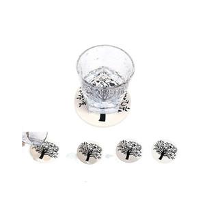 Bonne qualité d'impression montagnes carreaux de céramique blanche vierge de sublimation et de transfert de chaleur coasterDIY de carreaux de céramique