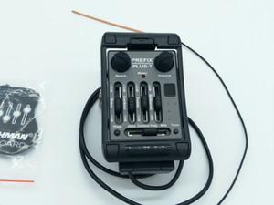 Звукосниматели гитары NEW Fishman Prefix Plus-T Встроенный предусилитель Matrix Pickup EQ Acoustic В запасе