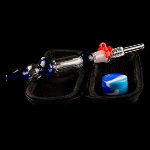 dabpipes666 Honey Dab Straw Mini Glass Water Bongs Honey Pro Mini Glass Water Pipes