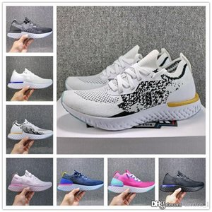 New trainers React Instant Go Fly S0UTH sneakers shoes Men Belgium Be true Racer Blue as Platinum Blue Glow Women Athletic Sports Sneakers