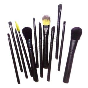 2020 SICAK SAT Marka M Makyaj Fırçalar Cilt Fırça Seti Göz Farı Allık Foudation Lip 12pcs Makyaj Fırçalar Araçları 12pcs Makyaj / set