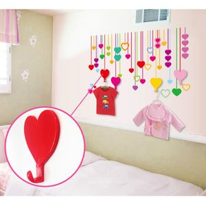 Wallpaper Strong Hook Wall Sticker Hook Sticky Practical And Practical Sticky For Home Decor Cartoon Diy Flower Face