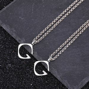 100% S925 sterling silver pendant personalized fashion classic style G style jewelry to send gifts for lovers 2021 new