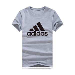 T-Shrits manica corta da uomo T-shirt da uomo in cotone da uomo Fashion Designer Casual Active Sports Outwears Camicie Polo Top DXLV