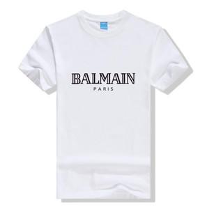 Mens Das Mulheres Tops Tshirt de Luxo T Shirt Das Mulheres Dos Homens de Moda Designer de Letras Printe Mangas Curtas T-shirt Chegam Novas Top para Casal