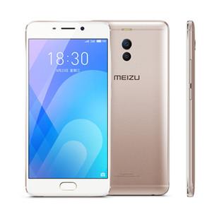 "Nota original Meizu Meilan 6 4G LTE del teléfono móvil 3GB de RAM 16 GB 32 GB ROM Snapdragon 625 Octa Core Android 5.5"" teléfono celular de la huella digital de 16MP ID"