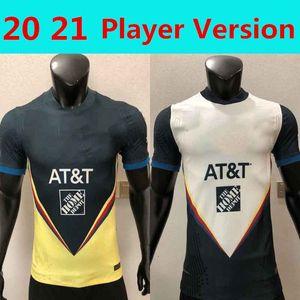 New Arrived player version 20 21 Club America home away Soccer Jerseys Xolos de Tijuana UNAM Guadalajara Chivas kit Jersey Football Shirts