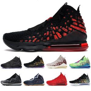 2020 chaussures de basket-ball Hommes 17s Red Carpet Playoffs Global Currency Infrarouge Noir Blanc Collège marine hommes entraîneurs espadrilles de sport d'athlétisme