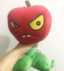Plants vs Zombies Plush Toy Stuffed Animal - Cherry Bomb 28CM / 11inch (tamanho grande)