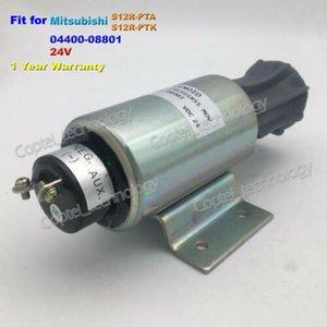 Kraftstoff Flameout Magnetventil 04.400-08.801 24V für Mitsubishi S12R-PTA S12R-PTK
