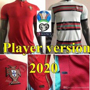 2020 European Cup Portugal Player version RONALDO Bernardo men soccer jersey QUARESMA 20 21 DANILO JOAO FELIX fooball jerseys soccer shirt