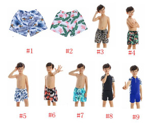 Kids Swim Trunks Swimwear Baby Boys Boardshorts Swimming Trunks Quick Dry Board Shorts Bermuda Surf Beach Pants Shorts Homme Boxers PY503