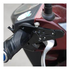 보편적 인 기관 자전차 기관 자물쇠 지원 알루미늄 CNC 순항 통제 죔쇠