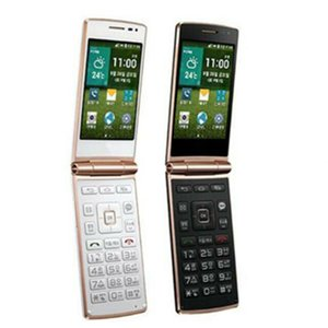 "Original 4G LTE LG Wine Smart-D486 Refurbished phone1GB RAM 4G ROM 3.5"" Android Flip Phone Quad-Core-CPU"
