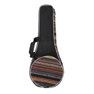 Soft Mandolin Carrying Bag Compatible With Most Mandolin
