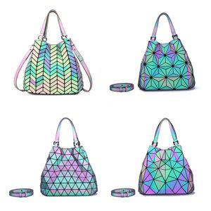 Designer Handbags Genuine Leather Ff Women Fashion Geometric Large Capacity Designer Handbags Fashion Geometric Luxury Handbag #698