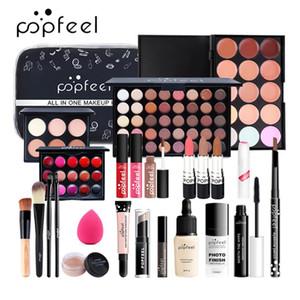POPFEEL 24Pcs / Set ALL IN ONE Полный профессиональный макияж комплект для девочки (KIT003)