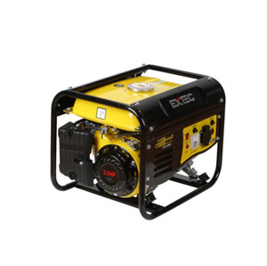 Gasoline generator household small mini 1000w single phase 220v volt kilowatt portable outdoor miniature