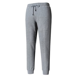 Summer Fall Thin Soft Cotton Lounge Pants Nightwear Mens Pajamas Loose Breathable Home Pants Elastic Home Men Sleep Bottoms U6