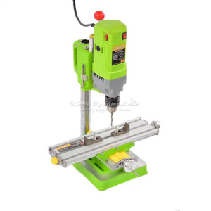 Mini Bench Drill Power electric drill for Easy Milling Machine 220V 710W 13mm l chuck DIY Jewelry Drill Machines LY 5156E