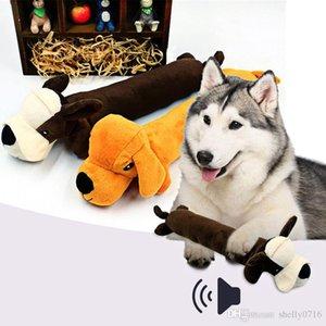 천 인형 장난감 거시기 개 애완 동물 장난감 액세서리 제품 고품질의 동물 씹 장난감 개 장난감 고양이 발성