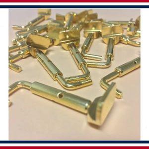 скрипка аксессуары 10 комплект 4/4 Скрипка остальные подбородок зажим винт соответствующий конструкт части скрипки