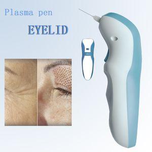 Maglev fibroblasto pálpebra elevador pele face lift Laser Plasma Pen rugas local remoção de toupeira plasmapen com luz e de alta qualidade máquina da beleza